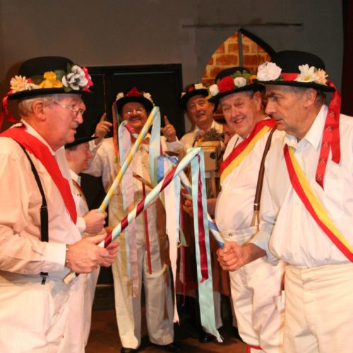 The Morris Dance From Dad's Army