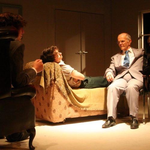 Bejamin's Parents Take Him To See The Psychiatrist