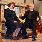Miss Skillon, Jenni Rushton And The Rev.Arthur Humphrey, Peter Inglis