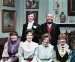 The Cast Standing-Ian Mitchell And Tony Singleton Seated-Barbara Singleton, Jenni Rushton, Ann Meldrum And Sandie Hind