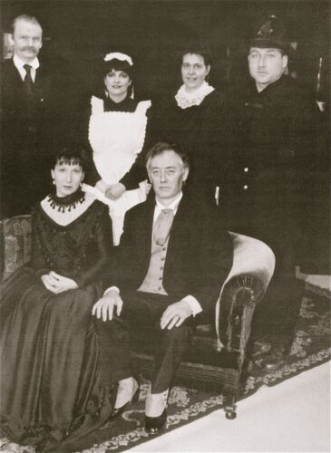 Gaslight, One Of The Plays Chosen For The Diamond Jubilee Programme
