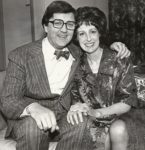 Keith Beattie And Sandie Hind As Paul And Corrie Bratter