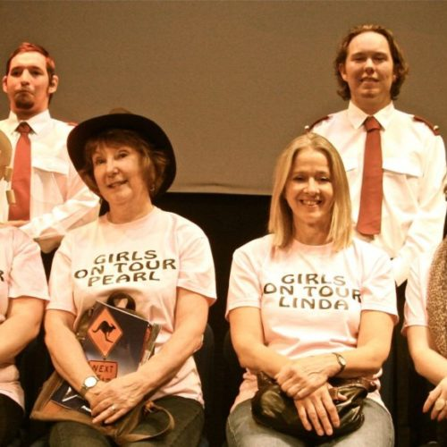 The Cast Of Ladies Down Under