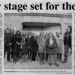 New Stage Set For Theatre - Friday 24th July, 2015 Times And Star