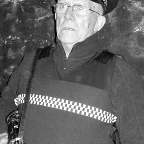 Richard Harris As The Inspector