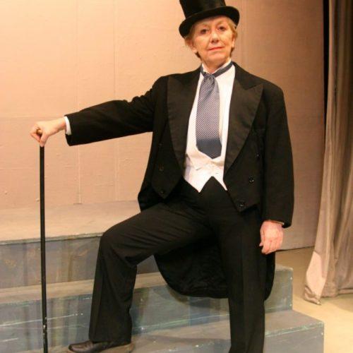 Jill Roper As Vesta Tilley