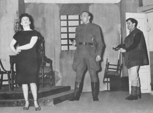 The Queen And The Rebels, One Of The Plays Chosen For The Silver Jubilee Programme