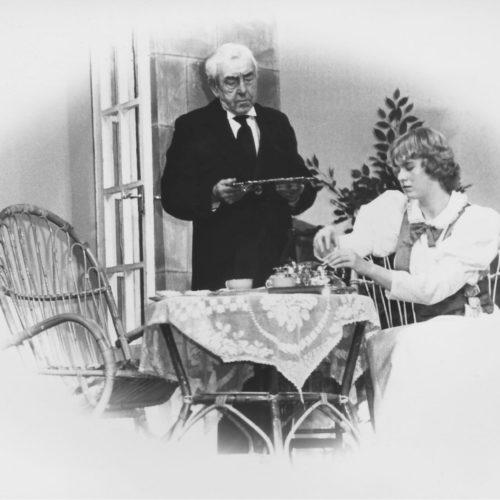 Tony Murray And Frances Nurse