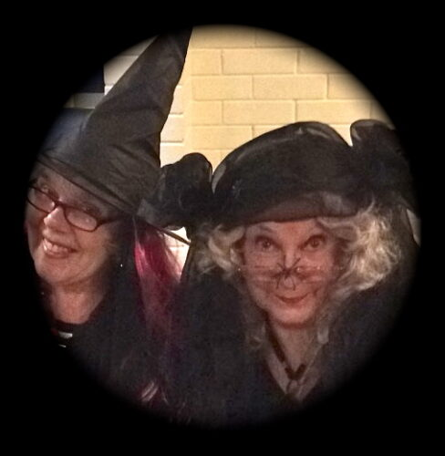 The Front Of House Witches
