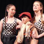 The Adventures Of Pinoccio. Luke Plays Pinocchio