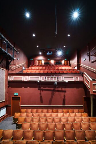 Newly Refurbished Auditorium
