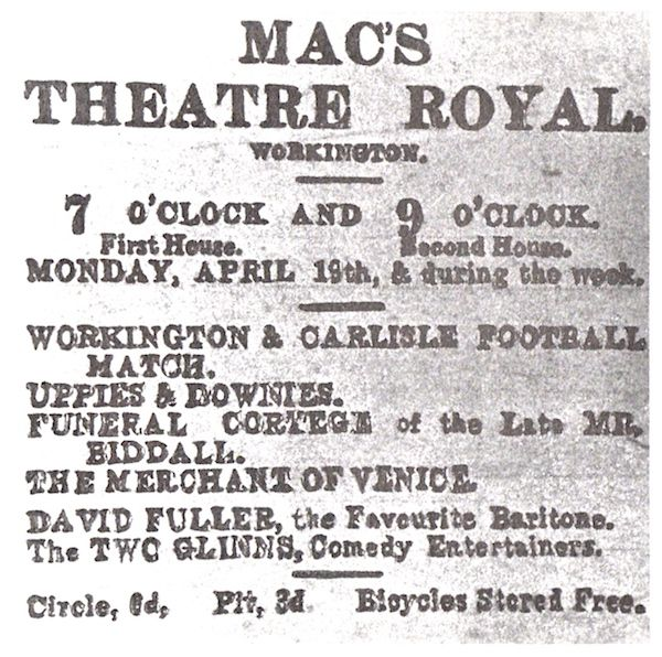 MAC's Theatre Royal