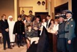 1990 - Cast Of 'Allo 'Allo