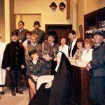 1990 - Cast Of 'Allo 'Allo