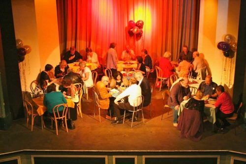 Playgoers 80th Birthday Party June 2015