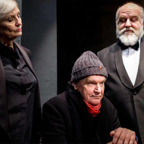 Alison Shutt, Geoffrey And Morgan Sweeney