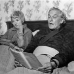 Alison Ross As Delia And Ted Younghusband As Ernest