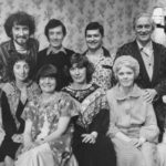 The Cast Of Bedroom Farce Back: Robbie Graham, Ian Mitchell, Laurie Clark And Ted Younghusband Front: Chris Jackson, Muriel Armstrong, Jenni Rushton And Alison Ross