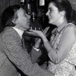 Albert Polignac (Frank Yearsley) And Beth Barton (Jane Dickens) In A Romantic Mood At The Bar.