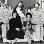 Arthur Beasley, Margaret Yearsley, Malcolm Strutt, Chris Jackson And Ron Dickens