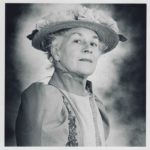Marjorie Hool As Mrs Eynsford-Hill