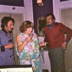 Robbie Graham, Jean Evans And Eddie Williamson