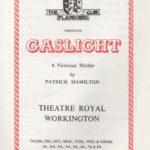 1966 Production Of Gaslight