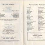 Programme-Cast