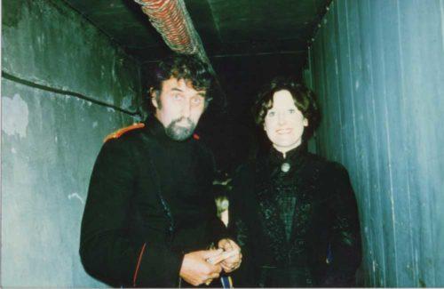 Bob Graham And Jo Deighton