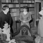 St John (Frank Yearsley, Jane Eyre (Jane Douglas), Diana Rivers (Ann Meldrum) And Hannah (Connie Watson)