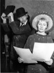Dan (Brian Nutter) And Madame Madeline (Helen Ivison)