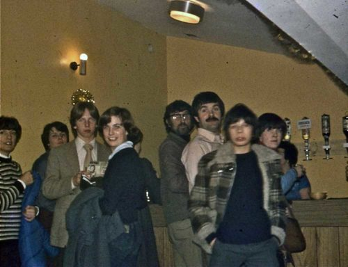 Christmas Music Hall - After Show Party