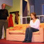 Dave Stockwin As Gus Braden And Jane Doulas As Blair Griffin