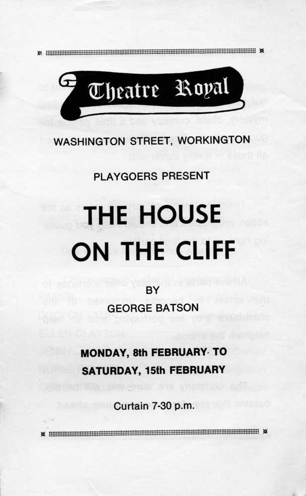 The Programme