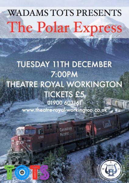 WADAMS Tots present 'The Polar Express'