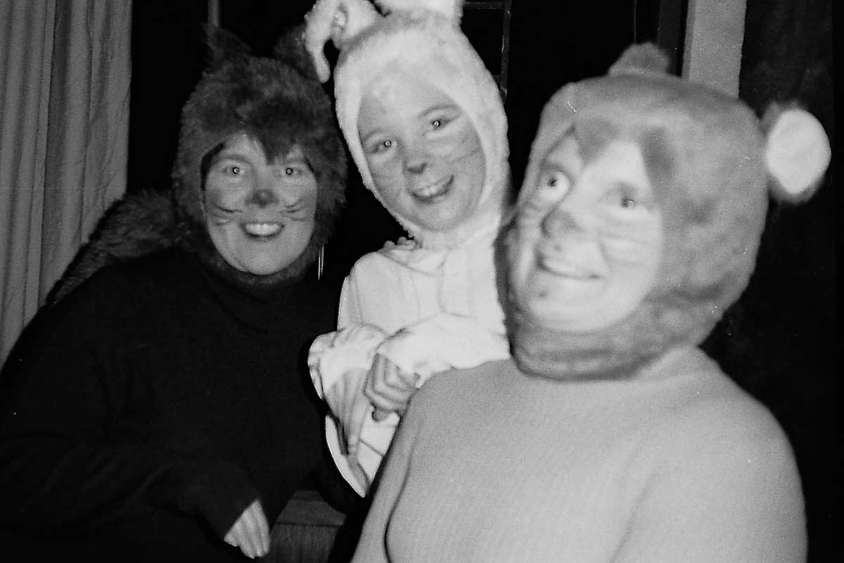 Woodland Creatures - Pat Brinicombe, Esther Rushton and Muriel Armstrong