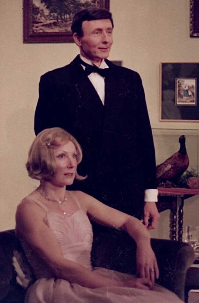 Jenni Rushton And Derek Dearne