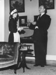 Anne Meldrum And Dudley Evans