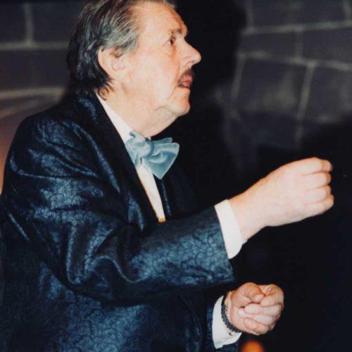 Geoff Hool As Andrew Wyke.