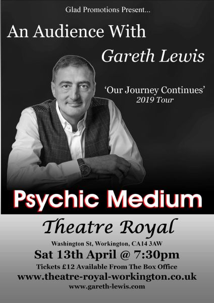 An Audience with Gareth Lewis