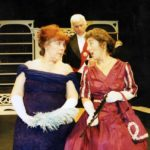 Gossiping Mrs Marchmont(Pat Brinicombe) And Lady Basildon (Chris Jackson)