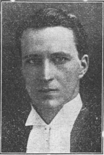 A Founding Member Of The Playgoers Club Mr I.M. Banner-Mendus