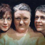 Sarah Warner, Val Brown And Pam Hayes