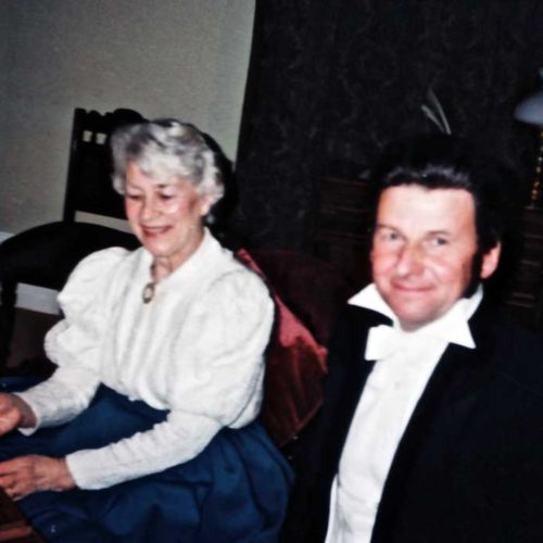 Marjorie Hool And Peter Inglis