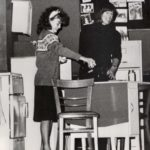 Gloria (Jo Burley) Tries To Help Susy (Julia Walling)