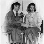 Mrs De Winter, (Jane Douglas) And Maxim De Winter (Ian Mitchell)