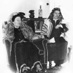 Beatrice Lacy, Max's Sister (Barbara Singleton) And Her Husband Major Giles Lacy (Geoffrey Hall)