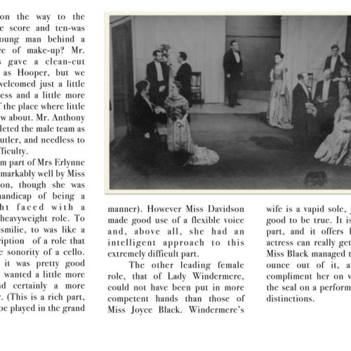 Cumberland Evening Star November 1947