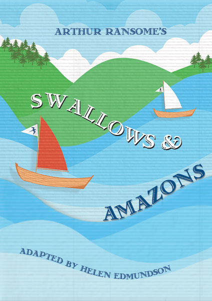Swallows & Amazons  by Arthur Ransome