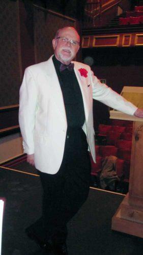 Master Of Ceremonies, Paul Adams